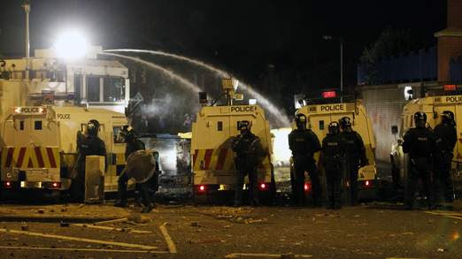 BRITAIN Belfast 6
